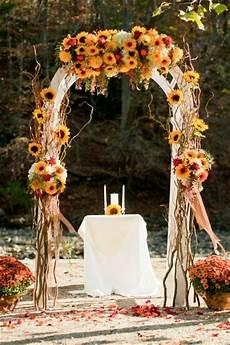 fall wedding decor berabbity com