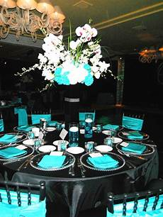black and teal wedding reception charity martin but instead of black brown dream