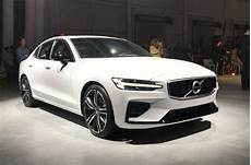 2018 Volvo S60 To 3 Series With Keener Handling And