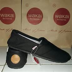 jual sepatu wakai warna hitam full unisex di lapak zakka78 shop zakka78shop
