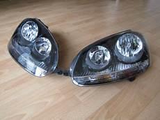 original golf 5 gti schwarze scheinwerfer biete volkswagen