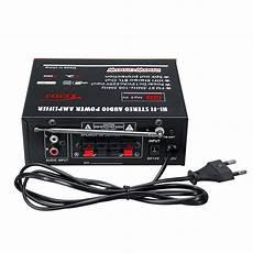 Bluetooth 2x10w Bass Hifi Lossless Lifier by Bt 118 Bluetooth 2x10w Bass Hifi Lossless Lifier 220v