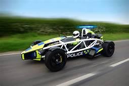 Ariel Atom Police Car  HiConsumption