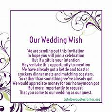 Poem To Ask For Money As Wedding Gift