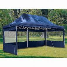 falt pavillon luxus faltpavillon xxl 3x6 m pavillon partyzelt zelt