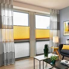 plissee gardinen gardine und plissee f 252 r ihr wohn oder arbeitszimmer