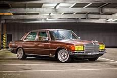 Mercedes W 116 Pornokarre Mercedes