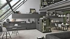 cucine e soggiorni open space cucina open space le soluzioni di lube store per unire