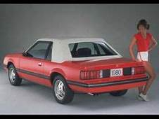 12 Best 1980 Ford Mustangs Images  Mustang