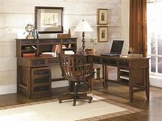 credenza table l shaped desk and credenza by hammary wolf and gardiner