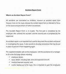 accident investigation form template word glendale community