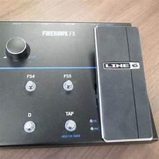 firehawk line 6 line 6 firehawk fx guitar modeler and multi effects reverb
