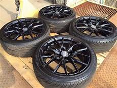 4 X 17 Quot Msw By Oz Alloy Wheels Tyres A Ford