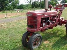 The Wartime Farmall Model H Tractor Wellssouth