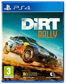 Dirt Rally Sur Playstation 4 Jeuxvideo