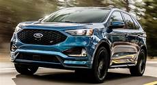 The New 2019 Ford Edge St Is The Sharpest Yet