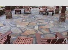 River Rock and Tennessee Flagstone ( on pallets