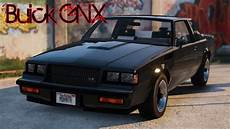 Gta V Buick Regal Gnx