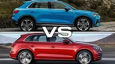 Audi Q5 2019 - 2019 audi q3 vs 2018 audi q5 technical specifications