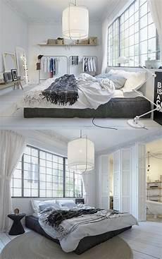 Tolle Schlafzimmer Ideen Im Skandinavischen Stil