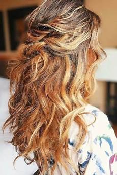 Wedding Guest Hairstyles Half Up