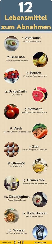12 Lebensmittel Zum Abnehmen Gesunde Gewichtsabnahme