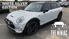 2019 mini cooper clubman 2019 mini cooper s all4 clubman white silver edition
