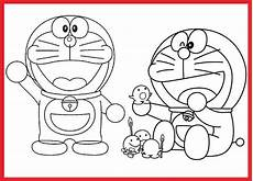 Gambar Doraemon Hitam Putih 3d