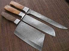 damascus kitchen knives for sale custom made damascus kitchen knives set chef knives