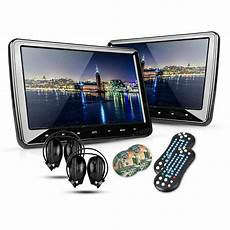 auto dvd player 2 10 1 quot portable car headrest dvd player 1024 600 hdmi