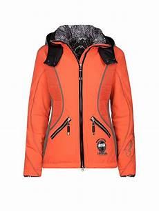 sportalm damen skijacke rafya orange 34