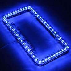 universal 54 blue led lighting acrylic plastic license