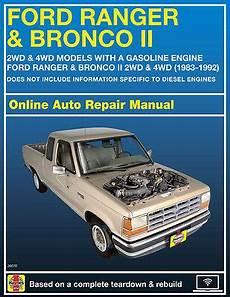 online auto repair manual 1993 ford ranger navigation system 1988 ford ranger haynes online repair manual select access ebay