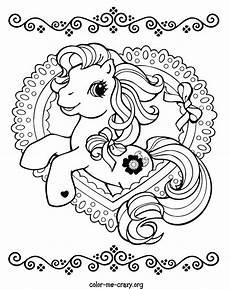 Malvorlagen My Pony Unicorn My Pony Coloring Page My Pony Coloring