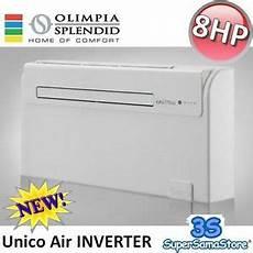 Klimageräte Ohne Abluftschlauch Und Aussengerät - 3s climatiseur unico air inverter 8 hp sans unit 233