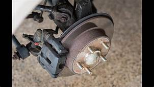 How To Replace Rear Wheel Bearing Hub 1998 2002 Honda
