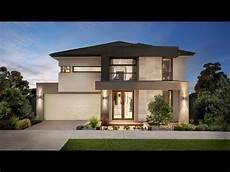 garage 2 niveles dise 241 o de casa moderna de dos pisos fachada e interiores