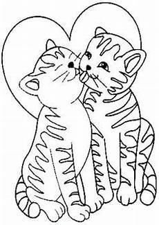 Ausmalbilder Katzen Mandala Ausmalbild Katzen Katzenfamilie Ausmalen Kostenlos