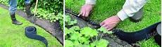 bordure jardin caoutchouc bordure caoutchouc recycl 233 gazon 5mx13cm vente au
