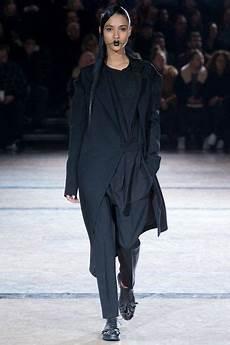 Yohji Yamamoto Fashion Week Herbst Winter Mode