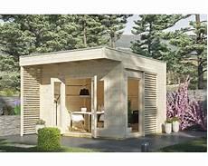 gartenhaus skan holz tokio 2 mit fussboden 340x340 cm