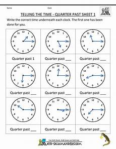 free time worksheets quarter to and quarter past 3161 1000 images about telling time on student time and telling time
