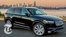 2016 Volvo Xc90 Inscription Driven Car Review The New