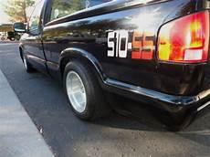 1994 2004 gm s10 pickup buy used 1994 chevrolet s10 ss standard cab pickup 2 door 4 3l no reserve in scottsdale arizona
