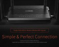 coupon for tenda d305 adsl2 modem wireless wifi router gearbest china gadgets reviews
