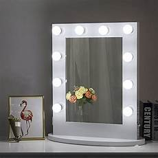 chende makeup vanity mirror with light tabletops