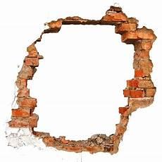 trou dans le mur