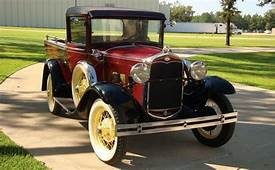 1931 Ford Model A Deluxe Pick Up ★。☆。JpM ENTERTAINMENT
