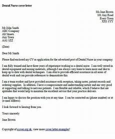 dental nurse cover letter exle icover org uk