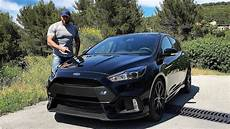 ford focus rs 350 chevaux une bombe youtube